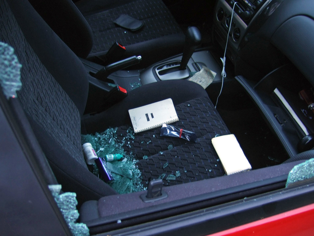 Quick Answer: Are Items Stolen From Your Car Covered By ...